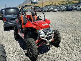 Salvage Arctic Cat Wildcat